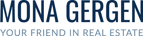 Mona Gergen - Your Friend in Real Estate